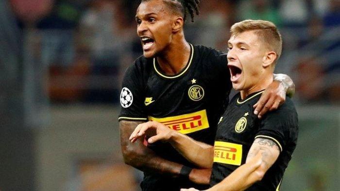 Liga Champions Grup F - Tuan Rumah Inter Milan Hanya Mampu Bermain Seri 1-1 Kontra Slavia Praha
