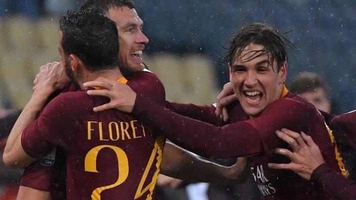 Liga Italia - Selain Menunggu Romelu Lukaku, Inter Milan Sedang Menawar Edin Dzeko dari AS Roma