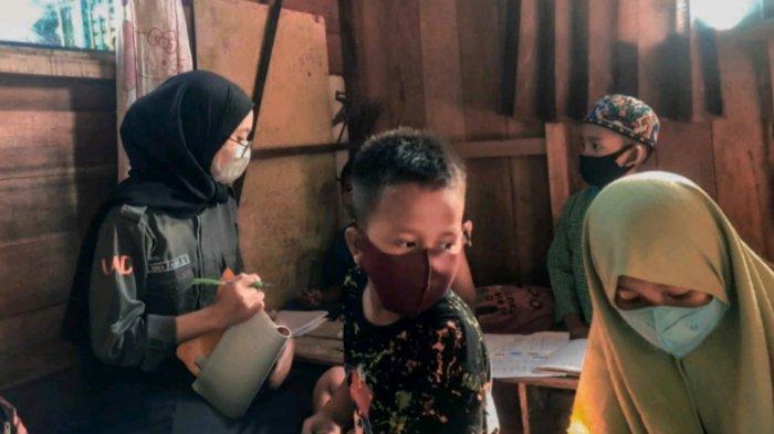 Begini Kesan Mahasiswi Universitas Ahmad Dahlan Peserta Program Kampus Mengajar di Kapuas