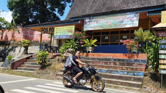 Pengelola Wisata di Kabupaten HST Layani Pengunjung Secara Terbatas, Tetap Laksanakan Prokes