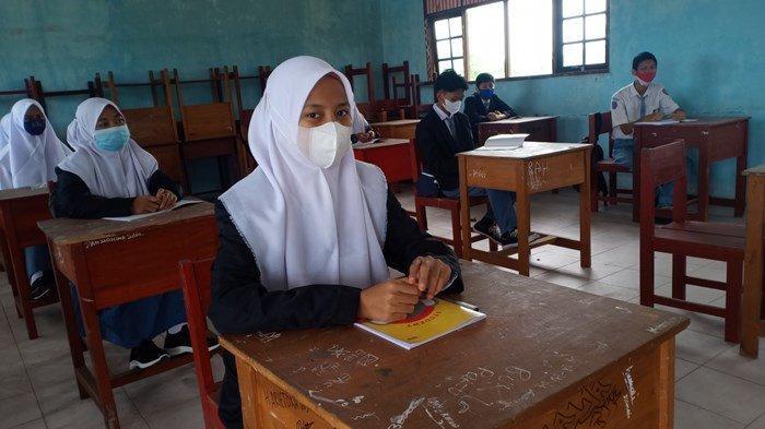 Dinas Pendidikan Kalteng Perbolehkan SMK Al Ishlah Palangkaraya Terapkan PTM Terbatas