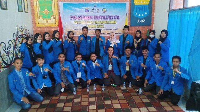 PC PMII Palangkaraya Gelar Pelatihan Instruktur untuk Mencetak Kader Handal