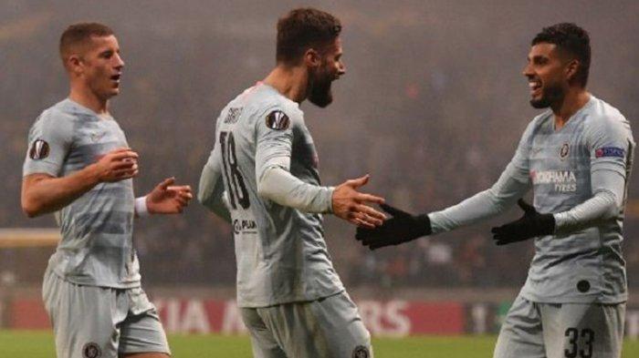 Arsenal dan Chelsea Lolos ke Babak 32 Besar Liga Europa, Berikut Rangkumannya