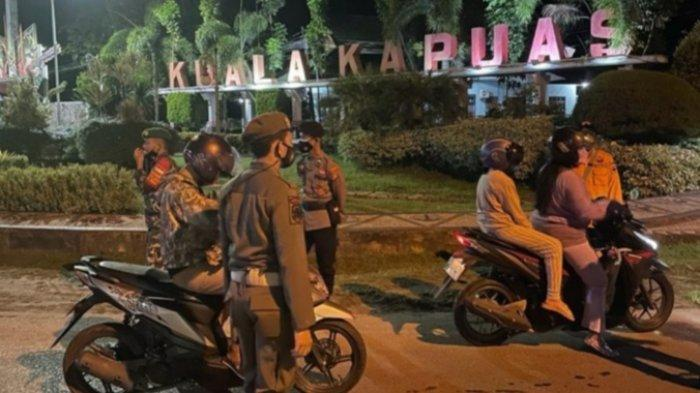 Trend Penyebaran Covid-19 Kalimantan Tengah Makin Rendah Warga Abaikan Prokes