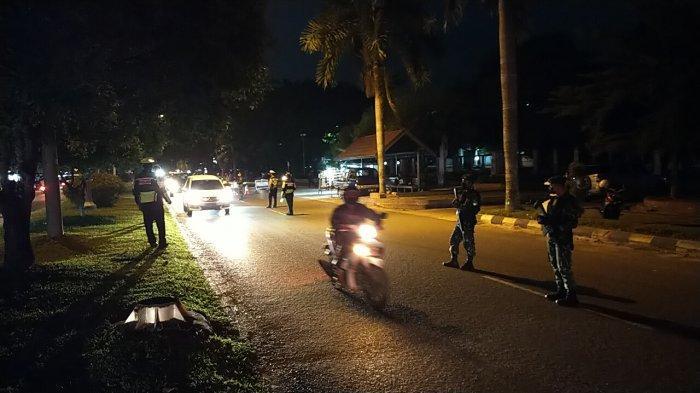 Operasi Yustisi di Palangkaraya Kalteng Terus Digencarkan Siang Malam