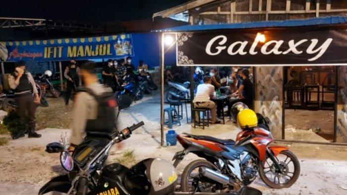 Miras Kalteng, Pengunjung Tenggak Miras, Pemilik dan Karyawan Cafe di Palangkaraya Diperiksa Polisi