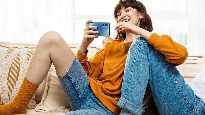 OPPO Reno4, 4 Fitur Canggih Bisa Didapat Dari Smartphone 5 Jutaan Ini