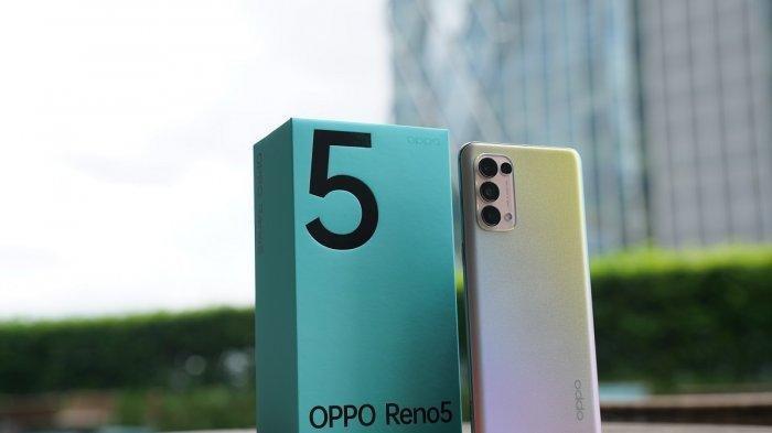 Oppo Reno5 Dijual Perdana 22 Januari 2021, Fitur Lengkap Harga Cuma Rp 4,99 Juta