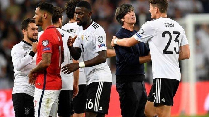 Hasil EURO, Jerman Mengamuk, Juara Bertahan Keok 2-4, Berikut Klasemen Grup F Piala Eropa 2020