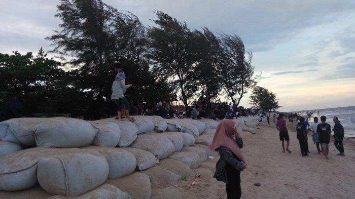Kotim Benah Wisata Pantai Ujung Pandaran, Alokasi Dana Dermaga Wisata Rp35 Miliar