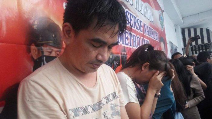 Pretty Asmara Tak Sendiri, Polisi Juga Tangkap Penyanyi Dangdut dan Pesinetron