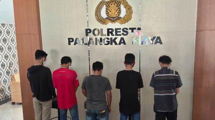 Lima Pria Ditetapkan sebagai Tersangka Penganiayaan Relawan MDMC Palangkaraya