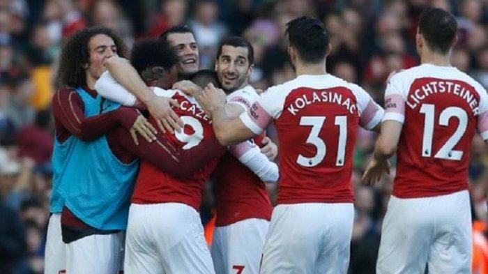 Arsenal Menang Geser Manchester United dari 4 Besar, Ini Hasil Lengkap Pekan Ke-27 Liga Inggris