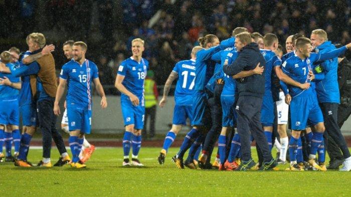 Begini Pernyataan Menyentuh Presiden Islandia Setelah Timnasnya Lolos Piala Dunia