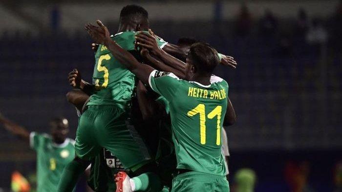 Hasil Piala Afrika 2019 - Nigeria Kalahkan Afrika Selatan Hingga Lolos ke Semifinal