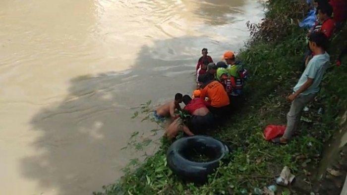 Hari Kedua Pencarian, Jasad Bocah 8 Tahun Tenggelam di Sungai Tapin Kalsel Akhirnya Ditemukan