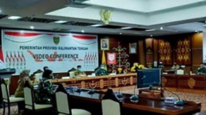 Paslon Gubernur Kalteng Tanda Tangani Pakta Integritas Patuhi Protokol Kesehatan
