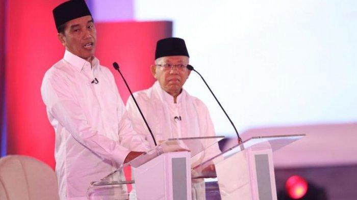 Jokowi Akui Belum Selesaikan Kasus-Kasus HAM Berat
