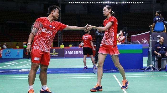 Rekap Perempat Final Thailand Masters 2020 - Indonesia Sisakan Harapan kepada Hafiz/Gloria