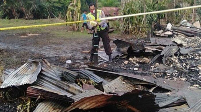Sejumlah Barang Diamankan dari Lokasi, Polisi Selidiki Penyebab Kebakaran di Dadahup Kapuas