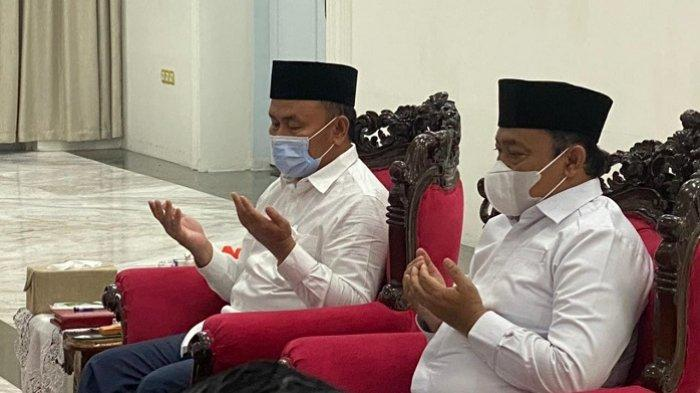 MK Tolak Gugatan Ben-Ujang, KPU Segera Tetapkan Kemenangan Cagub Sugianto-Edy