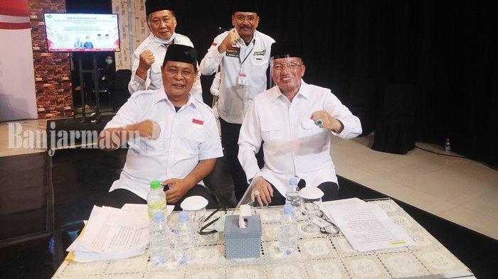 KPU Rampungkan Rekapitulasi Pilgub Kalsel, Paslon Paman BirinMu Unggul 8.127 Suara
