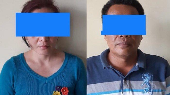 Polda Kalteng Gerebek Rumah Pasutri di Trans Buntok-Muara Teweh, Hasilnya Amankan Ini