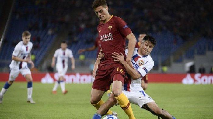 Ini Hasil Lengkap Champions yang Ditandai 2 Insiden Kala Laga AS Roma Kontra CSKA Moskva