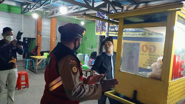 Covid-19 di Kalteng, 6 Kelurahan di Palangkaraya Masuk Zona Merah, Patroli Satgas Makin Gencar