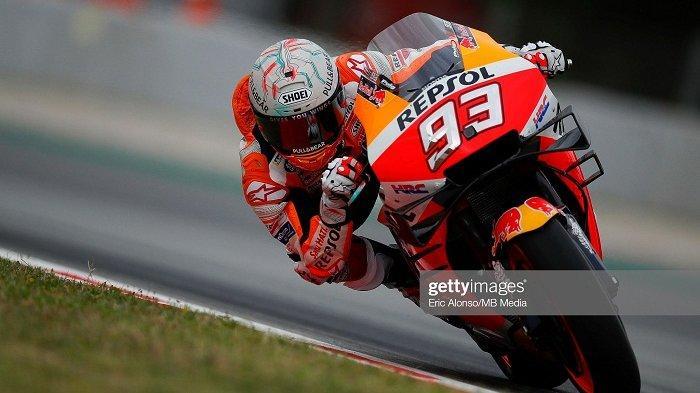 MotoGP Belanda 2019 - Maverick Vinales Juara, Marc Marquez Masih di Puncak Klasemen