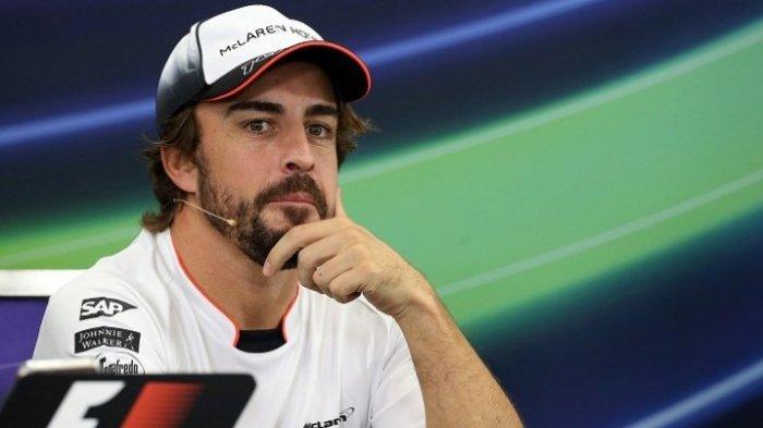 Fernando Alonso Siap Bawa McLaren Raih Prestasi Tahun 2017
