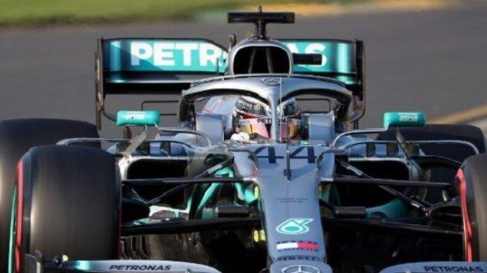 Formula 1 GP Bahrain Berlangsung Sengit dan Diwarnai Kecelakaan, Lewis Hamilton Pun Juara