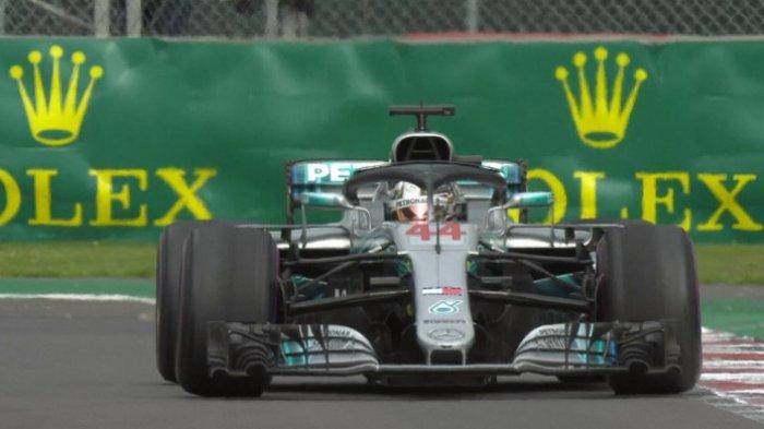 Rekor Michael Schumacher Jadi Target Lewis Hamilton Usai Jadi Juara Dunia di GP Mexico