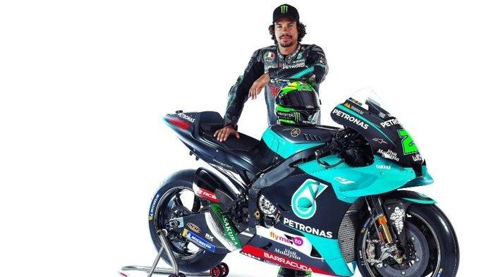 Juara MotoGP Teruel 2020 di Sirkuit Aragon, Franco Morbidelli Lebih Baik daripada Valentino Rossi