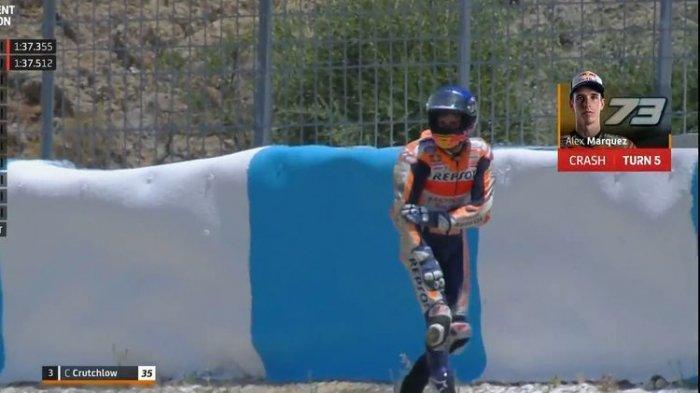 Hasil Kualifikasi MotoGP Andalusia 2020, Mimpi Buruk Marquez Bersaudara