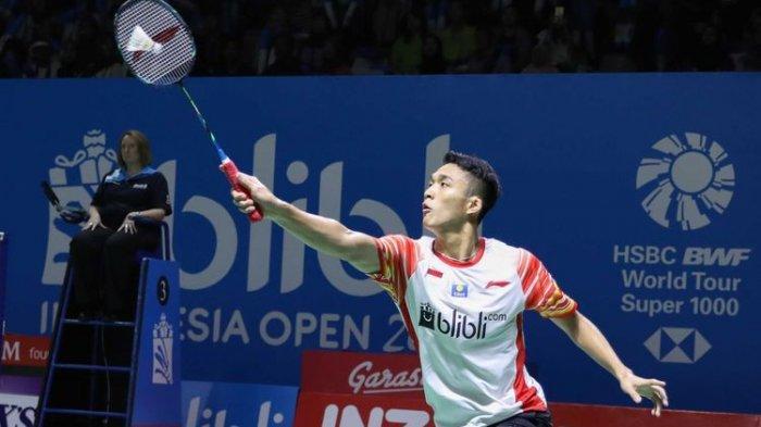Indonesia Open 2019 - Enam Wakil Merah Putih Lolos ke Babak Selanjutnya