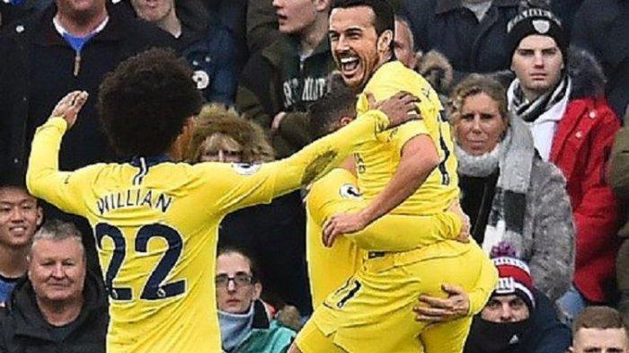Menang Atas Tuan Rumah Brighton, Chelsea Tetap di Posisi 4 Liga Inggris