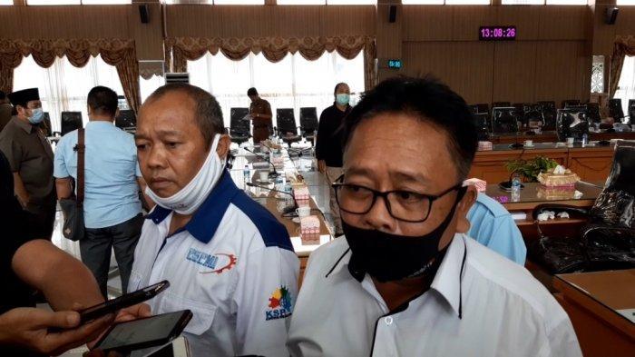 Buruh Nyatakan Mosi Tidak Percaya, Hanya 4 Anggota DPR RI Respon Surat DPRD Kalsel