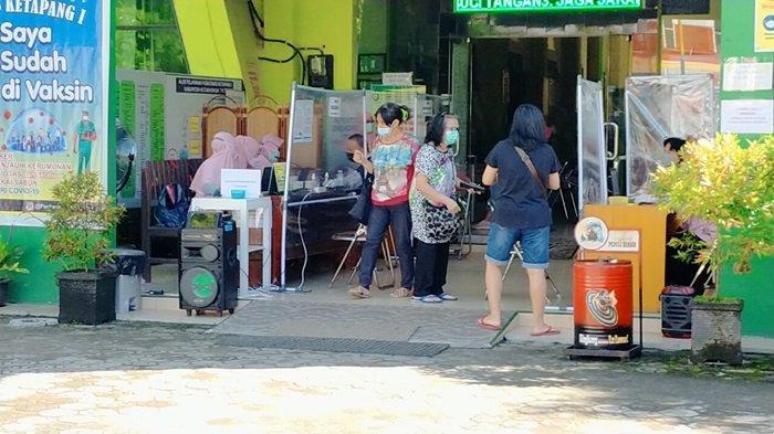 Kapolda Kalteng Tinjau Pelaksanaan Vaksinasi Covid-19 Massal Lansia dan Penanganan Karhutla di Kotim