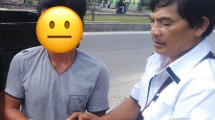 Bawa Sabu dalam Kotak Rokok, Pria Ini Gagal Transaksi Narkoba di Jalan G Obos Palangkaraya