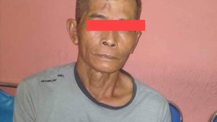 Pencabulan Kalteng, Polsek Dusun Selatan Tangkap Kakek Pelaku Persetubuhan Anak di Bawah Umur