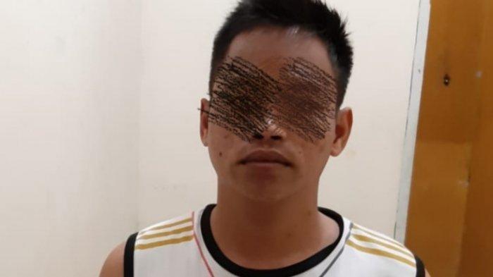 Penjambret Resahkan Pengendara di Palangkaraya Kalteng ini Ternyata Seorang Residivis