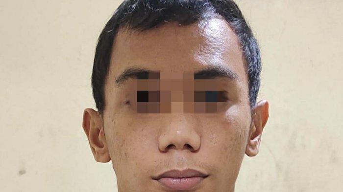 Diduga Pesta Sabu di Pondok Kebun, Pria di Tabalong ini Diamankan Petugas Polsek Tanta