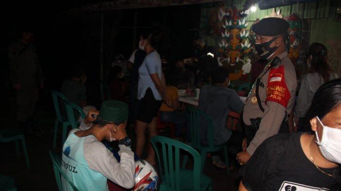 Dua Puluh Pelanggar Protokol Kesehatan di Palangkaraya Bayar Denda Masing-masing Rp100 Ribu