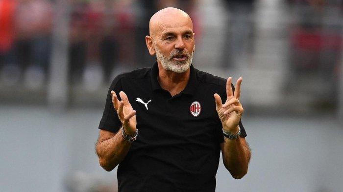 Akhirnya Terjawab Nasib Asli Stefano Pioli di AC Milan, Jadi Kekuatan Rossoneri Kejar Napoli