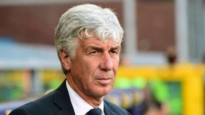 Liga Italia - Pelatih Atalanta, Gian Piero Gasperini Pindah ke AS Roma Selama Tiga Musim