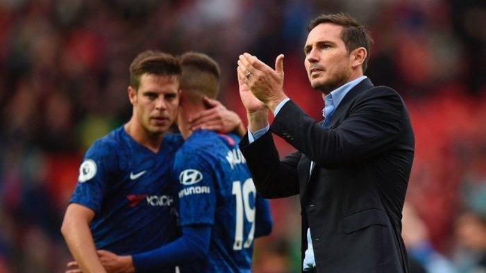 Frank Lampard Dipecat, Bos Chelsea Beri Alasan Utamanya