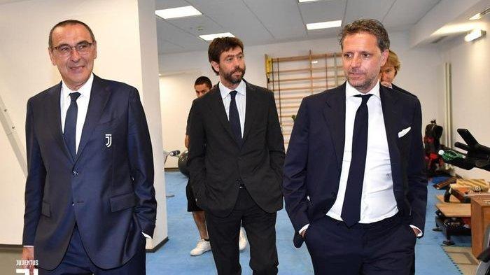 Transfer Pemain Buangan Juventus Banyak Mengarah ke Klub di Liga Inggris