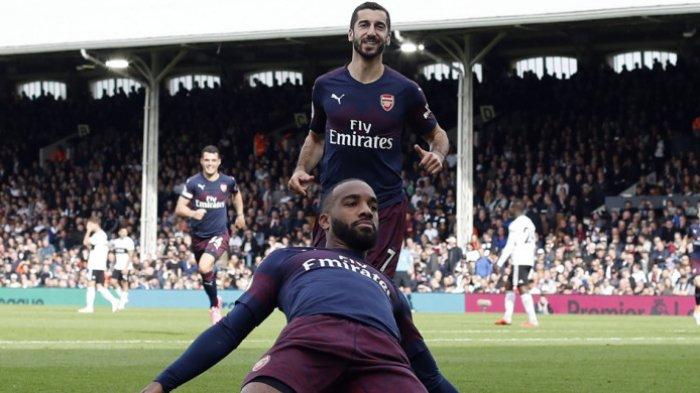 Pencetak 18 Gol di Liga Inggris, Alexandre Lacazette Lebih Rindukan Atmosfer Bermain di Liga Prancis