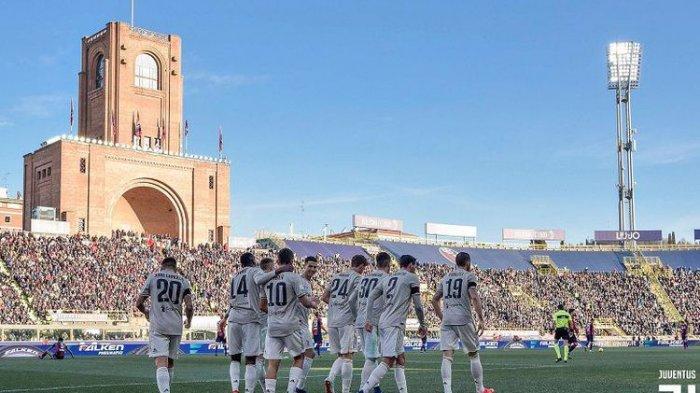 Bologna Dibobol Gol Paulo Dybala Hingga Memperkokoh Juventus di Puncak Klasemen Liga Italia